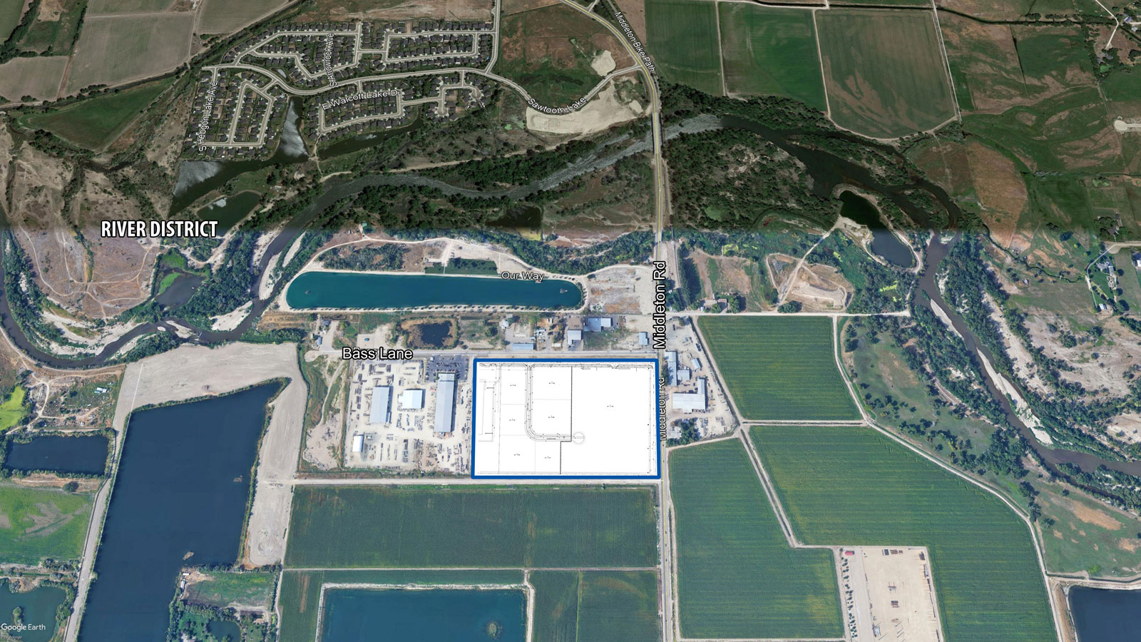 Treasure Valley West Industrial Park - Main Photo