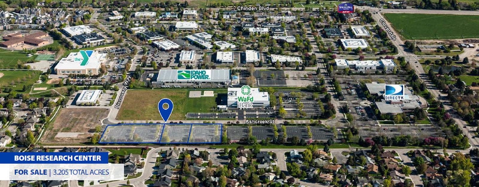 Boise Research Center Lots - Main Photo